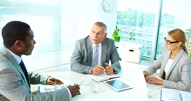 Mediation Meeting With Professionals