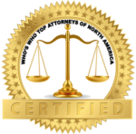 2021 Certified Who's Who Top Attorneys of North America